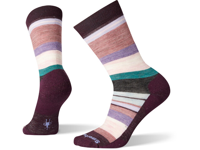 Smartwool Saturnsphere Socken Damen bordeaux